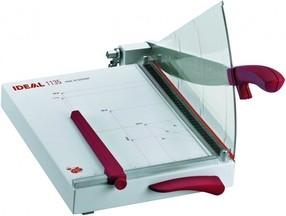 Řezačka páková IDEAL 1135, 350mm / 25 listů, automatický přítlak
