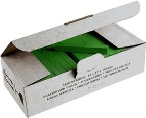 Křída školní zelená 112504/ 100ks