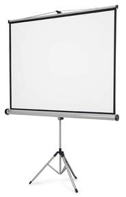 Plátno projekční na stativu NOBO 150x114