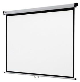 Plátno projekční nástěnné NOBO 175x133
