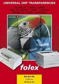 Folie projekční univerzální Folex BG-40.5 RS bal. 50ks