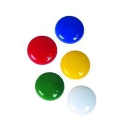 Magnety kulaté 20mm barevné sada  8ks