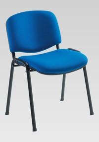 Židle konf. TAURUS TN barva modrá C06