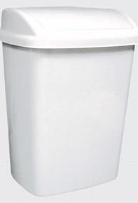 Koš odpadkový s víkem 10 l. oválný - B7A