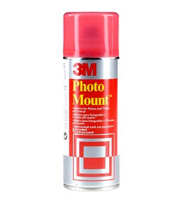 Lepidlo sprejové 3M Photo Mount UK9479/10 foto, 400ml