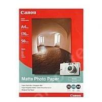 Fotopapír Canon Matte Photo Paper 170g/m2, A4, bal.50 listů, MP-101 A4