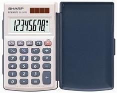 Kalkulačka kapesní Sharp EL-243S