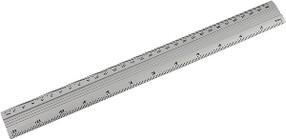 Pravítko hliníkové 30cm
