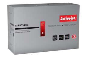 Toner Samsung ML-D3050B černý  ActiveJet New 100% AT-D3050NX