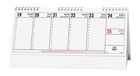 Kalendář stolní CITÁTY I., 2020