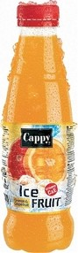 CAPPY ICEFRUIT Grep/Pomeranč 0,5l PET (12ks)