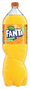 FANTA Orange 2,25l PET (6ks)