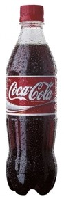 COCA COLA original 0,5l PET (12ks)