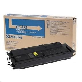 Toner Mita Kyocera TK-475 pro FS-6025/6030 černý (15000str) orig