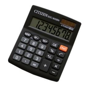 Kalkulačka stolní Citizen SDC-805BN