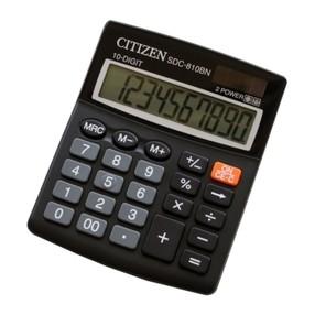 Kalkulačka stolní Citizen SDC-810BN