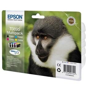 Cartridge EPSON T0895 MULTIPACK (891/892/893/894) orig.