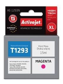 Cartridge EPSON T1293 magenta ( 15 ml) ActiveJet AE-1293N