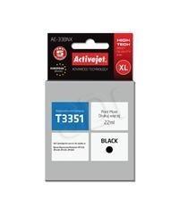 Cartridge EPSON T3351 č.33XL black (22 ml) ActiveJet AE-33BNX