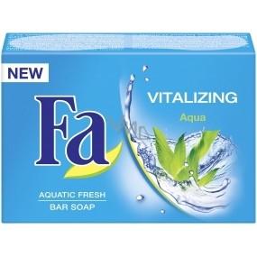 Mýdlo toaletní Fa Aqua 90g