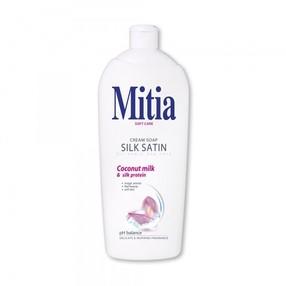 Mýdlo tekuté Isolda růžové 1litr