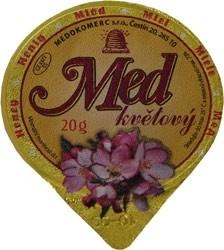 Med květový 20g, balení 100ks