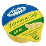Citronová šťáva 4,9ml, balení 120 ks