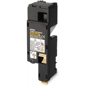 Toner Epson C13S050611 C1700, CX17 (1.400str.), žlutý, orig