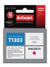 Cartridge EPSON T1303 magenta (18 ml) ActiveJet AE-1303N