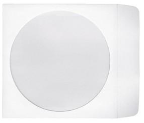 Obálka na CD papírová, s okénkem bal.100 ks