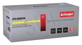 Toner Xerox 106R01633 žlutý pro 6000/6015 (1.000 str.) ActiveJet New 100%, ATX-6000YN