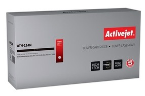 Toner Minolta TN-114 černý (2x11.000 str.) ActiveJet 100% New ATM-114N