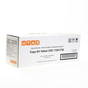 Toner UTAX CDC-1725/1730 652510016 žlutý (12.000str) orig.
