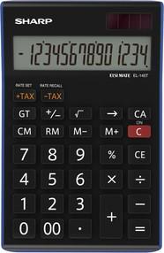 Kalkulačka stolní Sharp EL-145TBL