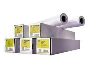 Papír plotrový HP 120g/m2  610mm x 30,5m Universal Heavyweight Coated Paper, Q1412B