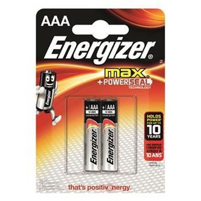 Baterie LR03/2 (2ks) alkalická Energizer AAA Ultra+