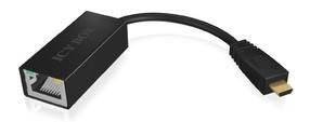 REDUKCE microUSB/RJ45, MicroUSB ethernet adapter - Doprodej 1 ks.