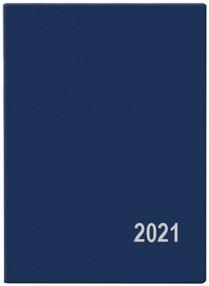 Diář týdenní Hynek PVC, modrá, 2020, plánovací záznamník