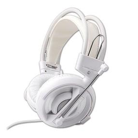 Sluchátka s mikrofonem E-Blue, Cobra I, bílé