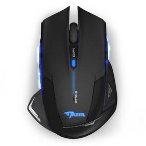 Myš optická herní E-Blue Mazer R černá, bezdrátová