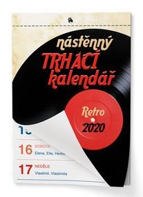 Kalendář SENIOR II., A5, 2020