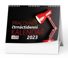 Kalendář stolní Pracovní - Čtrnáctidenní, 2020