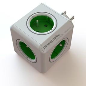 Zásuvkový systém PowerCube Original (zelený)