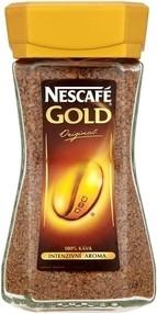 Káva NESCAFÉ GOLD 200 gr.