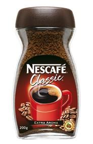 Káva NESCAFÉ Classic 200 gr.