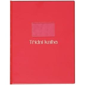 Desky na třídní knihu A4 - růžové