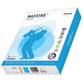Papír xerogr. Maestro Triotec Extra  A4 80g 500 listů