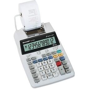 Kalkulačka s tiskem Sharp EL-1750V