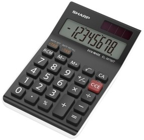 Kalkulačka stolní Sharp EL-M700TWH