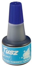 Razítková barva modrá 30 ml